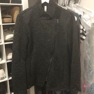 Fabletics sweater jacket Medium